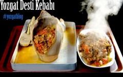 Yozgat Desti Kebabı